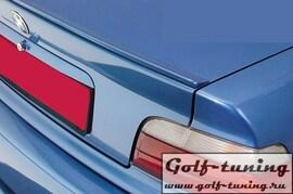 Audi A4 B6 8H 03-07 Спойлер на крышку багажника