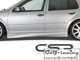 VW Golf 4/Bora/Jetta 4 97-06 Накладки на пороги