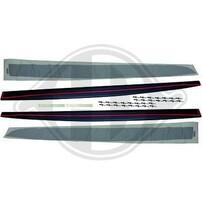 BMW F32/33/36 13- Накладки на M-Performance пороги