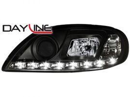 Citroen Saxo 99-03 Фары Dayline черные