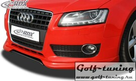 Audi A5 07-11 Coupe, Cabrio, Sportback Спойлер переднего бампера