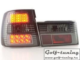 BMW E34 Фонари светодиодные, тонированные