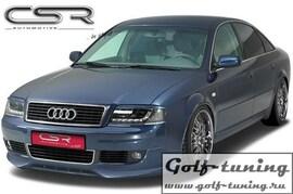 Audi A6 C5 01-04 Накладка на передний бампер