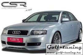 Audi A4 B6 Седан/Универсал 00-04 Накладка на передний бампер