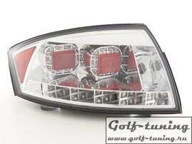 Audi TT 8N 98-05 Фонари светодиодные, хром