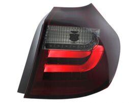 BMW E87 04-07 Фонари светодиодные, красно-тонированные lightbar