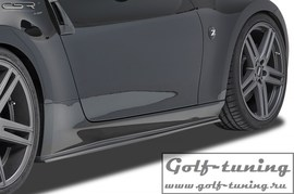 Nissan 370Z Z34 08- Накладки на пороги