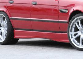 BMW E34 Накладки на пороги