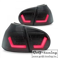 VW Golf 5 Фонари светодиодные, черные