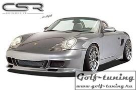 Porsche 911/996 97-02 Бампер передний SX-Line design