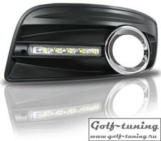 VW Golf 5 GT+GTI Дневные ходовые огни JOM