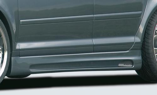 Audi A3 8P Sportback 03-12 5Дв Накладки на пороги