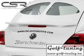 VW The New Beetle 11- Спойлер на крышку багажника