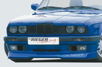 BMW E30 Накладка на передний бампер