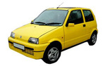 Тюнинг Fiat Cinquecento