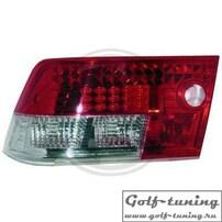 Opel Calibra Фонари светодиодные, красно-белые