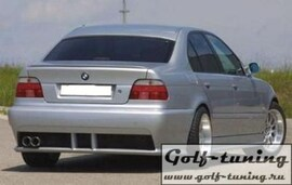 BMW E39 Седан Задний бампер