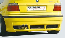 BMW E36 Compact Накладка на задний бампер