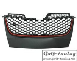 VW Golf 5 GTI Решетка радиатора без значка