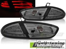 Seat Leon 09-13 Фонари светодиодные, тонированные