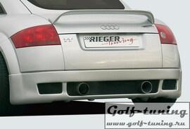 Audi TT 8N 98-06 Накладка на задний бампер