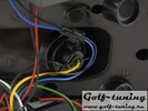Audi A6 4F 04-08 Седан Фонари светодиодные, тонированные lightbar design