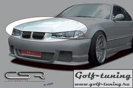 BMW E36 90-00 Ресница Badlook из металла X-Line design