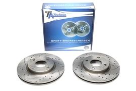 Nissan Cube / Tiida 07-12 Спортивные тормозные диски передние