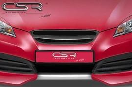Hyundai Genesis Coupe 08-12 Решетка радиатора без значка