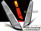 Ford Focus 08-10 Hatchback Фонари светодиодные, хром
