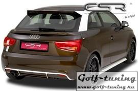 Audi A1 10-14 Накладка на задний бампер O-Line design