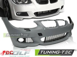 BMW E92/E93 10-13 LCI Бампер передний M-TECH под парктроник