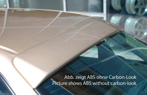 Audi 80 B3/B4 Седан Козырек на заднее стекло carbon look