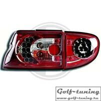 Ford Escort 95-00 Фонари светодиодные, красные