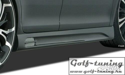 """Audi A4 B8, B81, 8K Пороги """"GT-Race"""""""