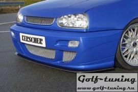 VW Golf 3 Передний бампер kercher