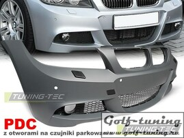 BMW E90 08-11 Бампер передний M-Packet Look +PDC