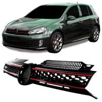 VW Golf 6 GTI Решетка радиатора