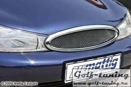 Ford Mondeo 96-00 Решетка радиатора без значка с сеткой