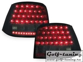 VW Golf 4 Фонари светодиодные, тонированные