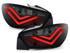 Seat Ibiza 6J 3Дв 08-12 Фонари светодиодные, тонированные FR Design