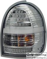 Opel Corsa B Фонари светодиодные, хром
