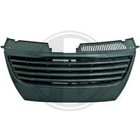 VW Passat B6 Решетка радиатора без значка черная