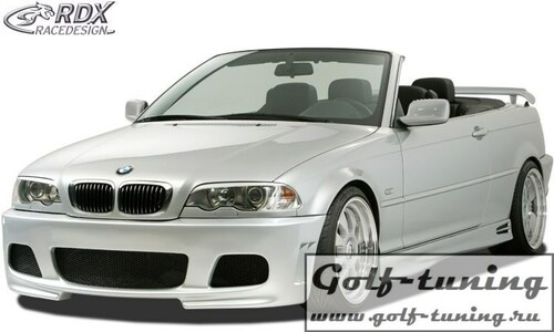 BMW E46 Бампер передний