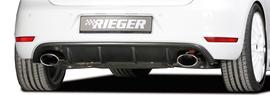VW Golf 6 GTI Глушитель typ 32