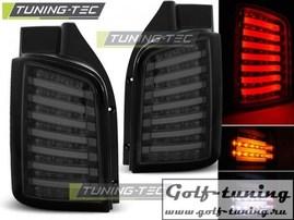 VW T5 03-15 Фонари светодиодные, тонированные