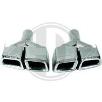 Mercedes X166 GL 11-15 Насадки на глушитель AMG Look