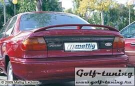Ford Mondeo 93-96 Седан Спойлер на крышку багажника