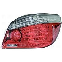 BMW E60 07-10 Седан Фонари светодиодные, красно-белые