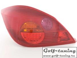 Opel Tigra 04-09 Фонари светодиодные, красные